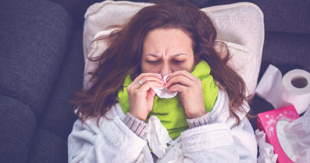 Avoiding Colds and the Flu When You Have Lupus